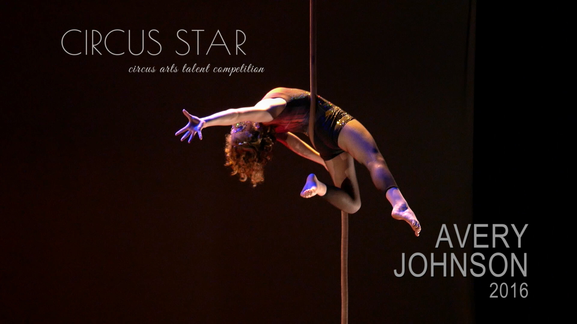 Avery Johnson, Circus Star USA 2016 performer
