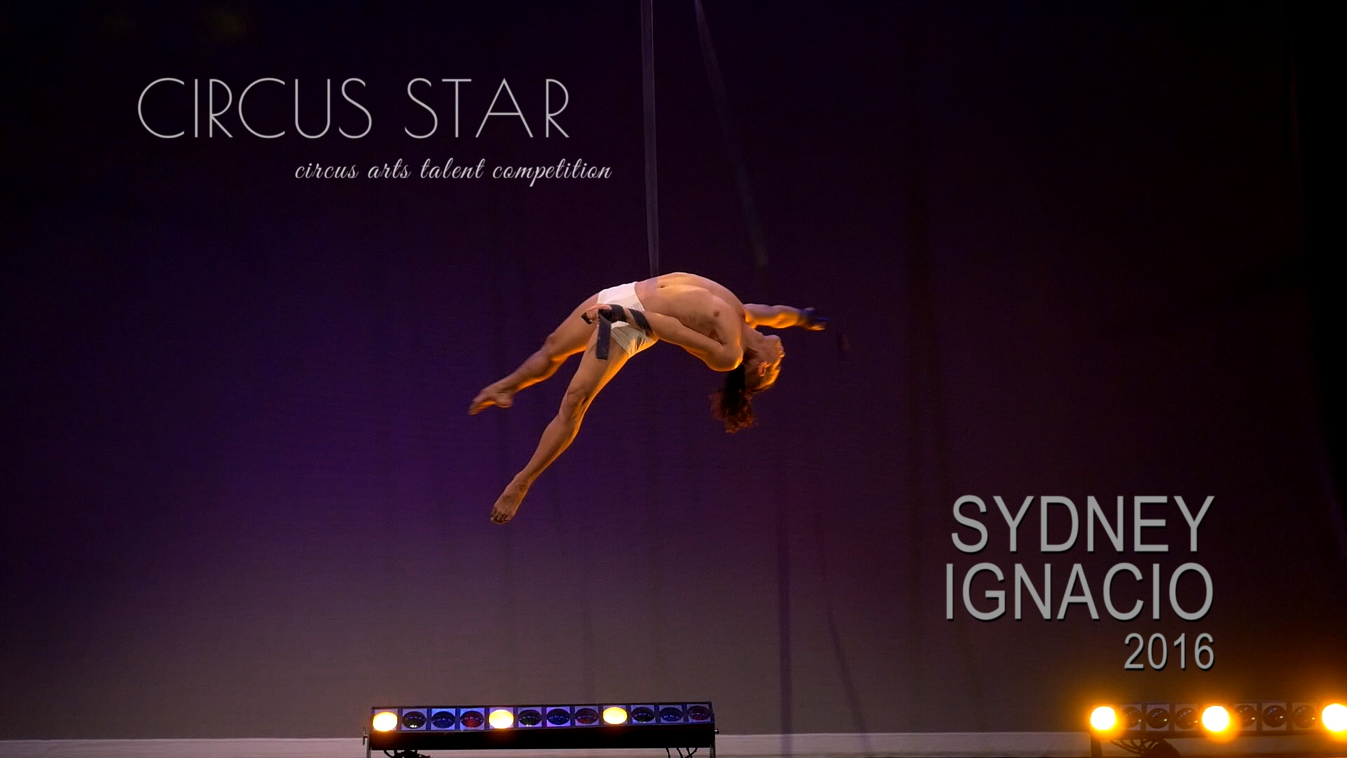 Sydney Ignacio, Circus Star USA 2016 performer