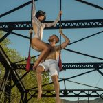 Ashley + Steven, Circus Star 2016 performers