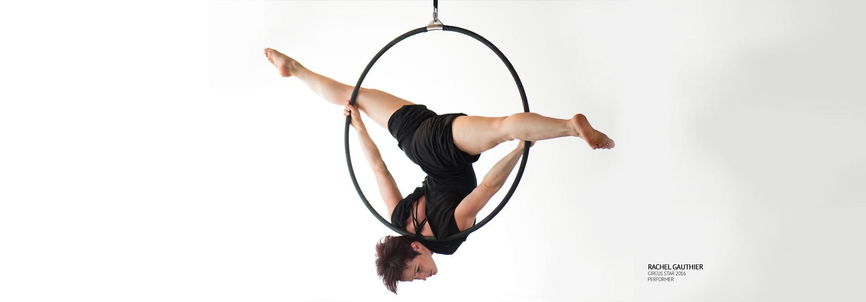 Rachel Gauthier, Circus Star USA 2016 performer