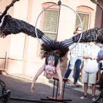 Staza Stone, Circus Star 2016 performer