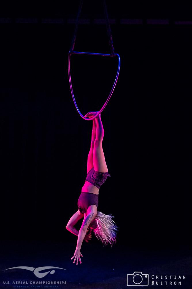 Staza Stone, mobi, Circus Star 2016 performer