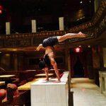 Sydney Ignacio, Circus Star 2016 performer