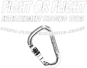 Circus Star USA 2017 sponsor, Fight or Flight Entertainment
