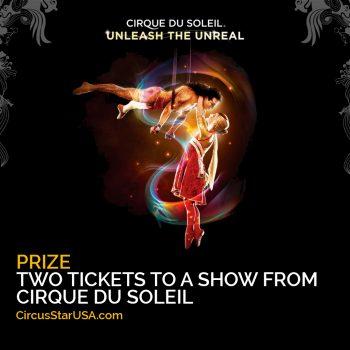 Cirque du Soleil, Circus Star USA 2017 sponsor