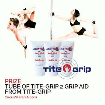 Tite-Grip, Circus Star USA 2017 sponsor