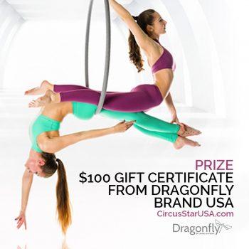 Dragonfly Brand USA, Circus Star USA 2017 sponsor
