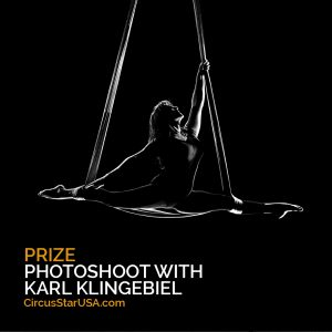 Circus Star USA prize, Karl Kilngebiel