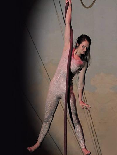 Maedya Kojis, Circus Star USA 2017 performer