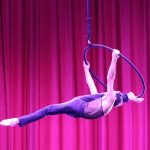 Chayton Davenport, Circus Star USA 2017 performer