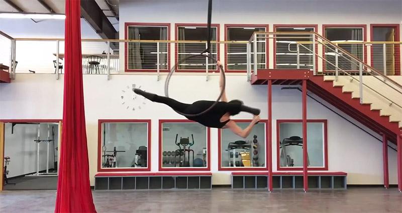 Mykelle Walton, Circus Star USA 2017 performer