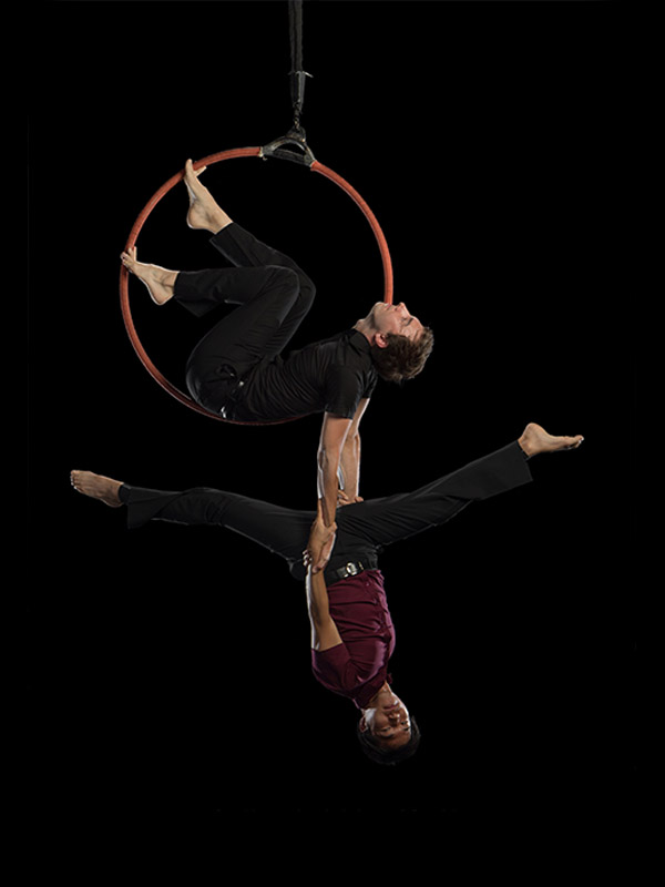 Andrew and Rei, Circus Star USA 2017 performer