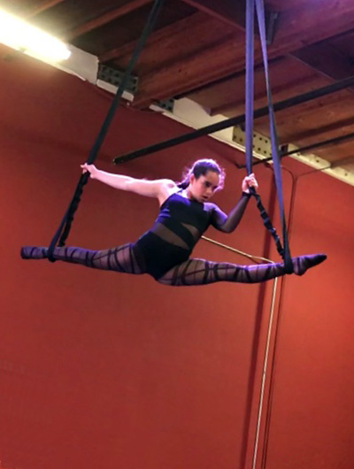 Circus Star USA 2018 performer, Angelina Solis