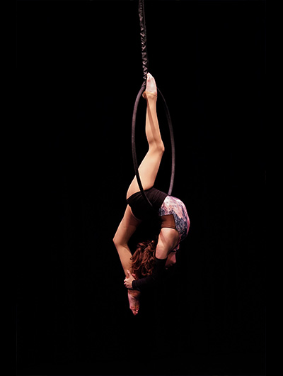 Circus Star USA 2018 performer, Kalista Russell