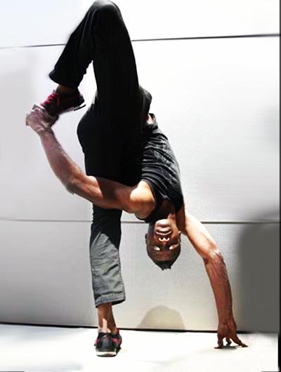 Circus Star USA 2018 performer, Lamonte Goode