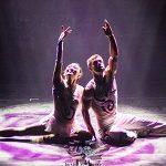 Circus Star USA 2018 performer, Konstantin & Misako