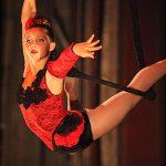 Circus Star USA 2018 performer, Camille Osborne