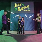 Circus Star USA 2018 performer, Jack Kalvan & Co.