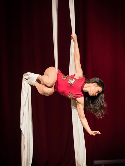 Circus Star USA 2018 performer, Stephy Onia-Owyang